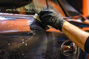 Clay bar your vehicle before waxing if the value warrants the expense