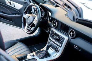 A clean interior can yield a higher offer