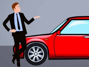 Beware of the car salesmen when you take your car in for an appraisal