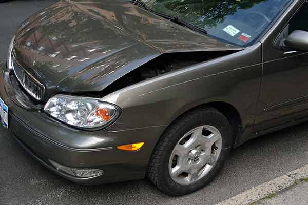 Remove dents if possible before selling your car