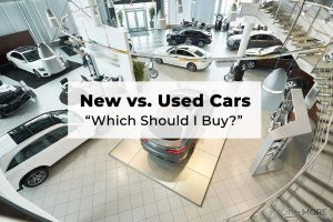 Buying new vs used cars