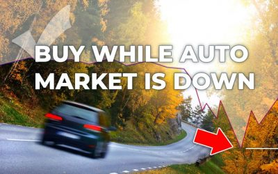 Buy While Auto Industry Market Is Down