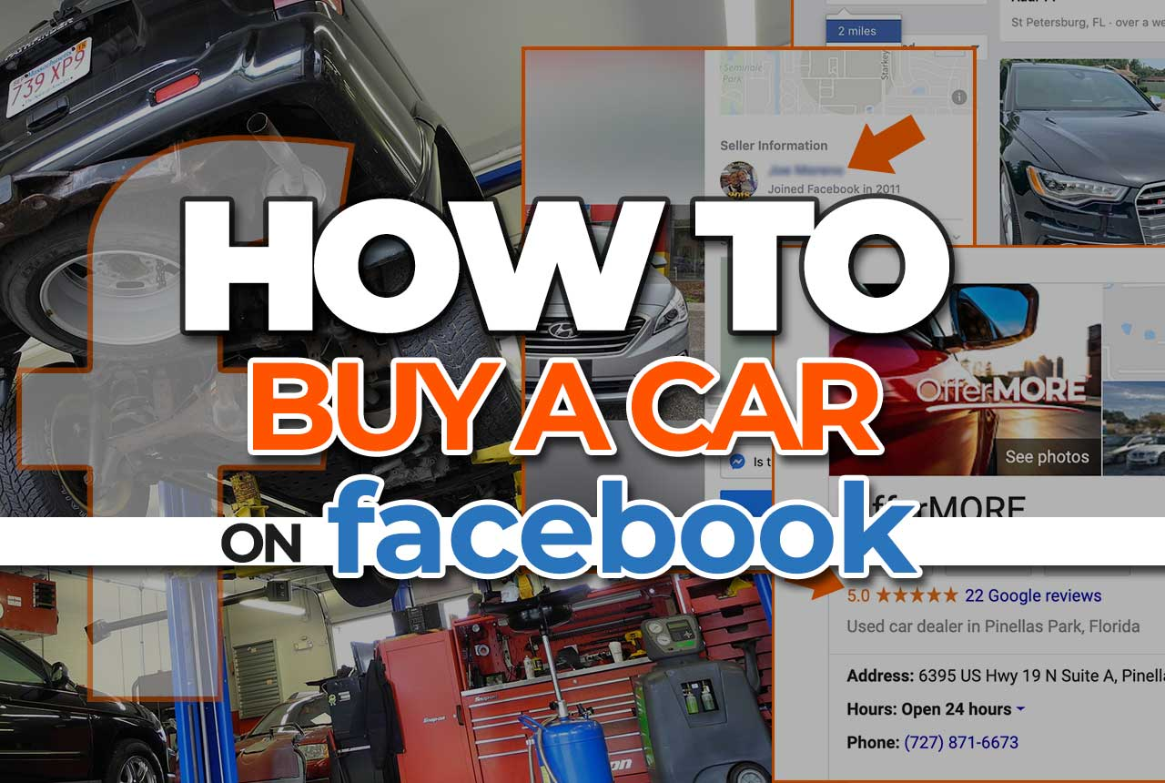 How To Buy A Car On Facebook Marketplace