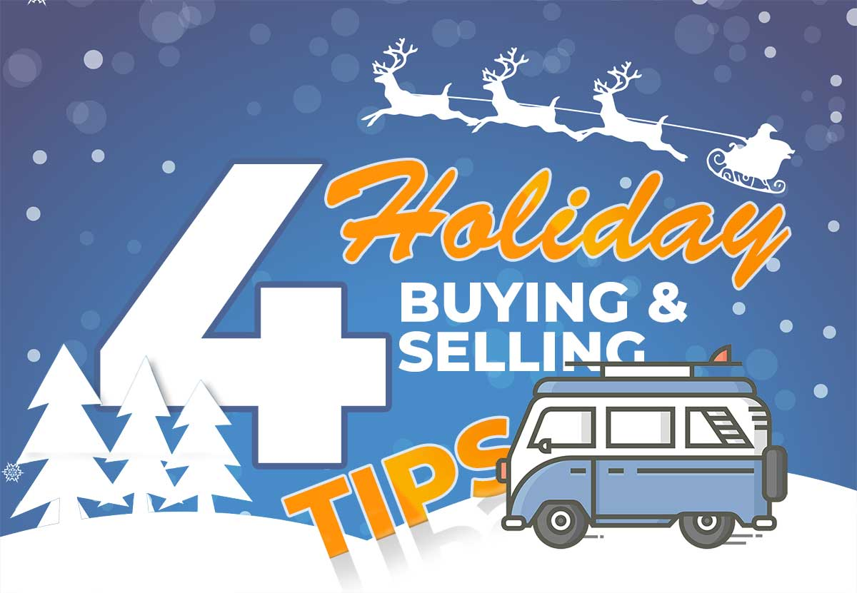 4 Pro tips for Buying and Selling a car this holiday seasons