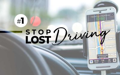 #1 Stop Lost Driving