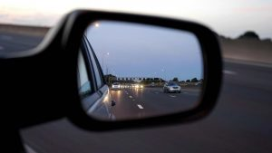 Drive safer by not depending on your mirrors