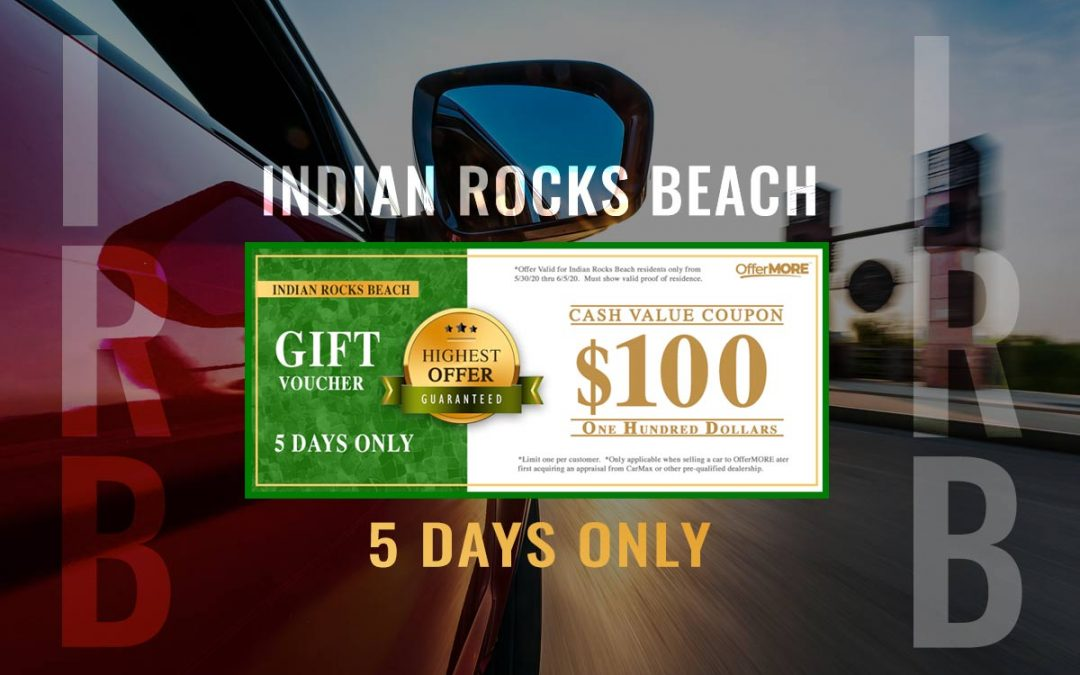 Indian Rocks Beach Selling Car