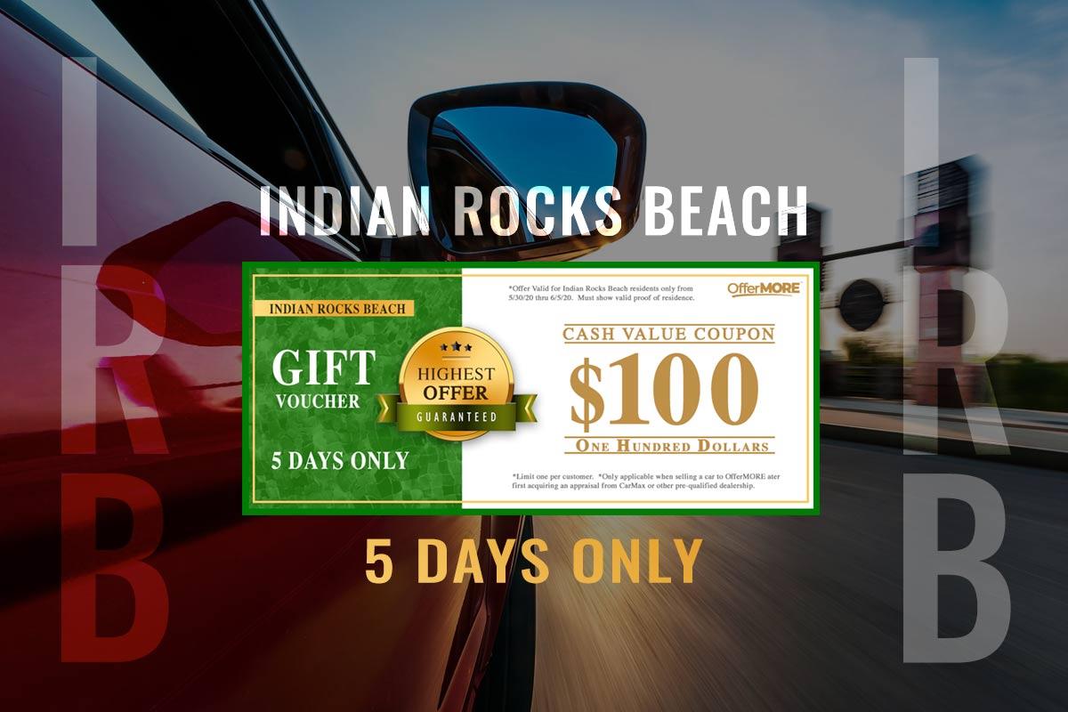 Indian Rocks Beach Selling Car