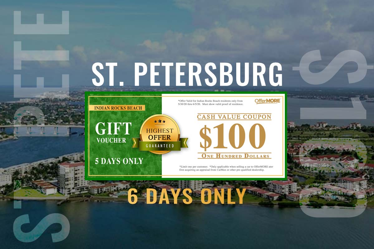 Extra cash for St. Pete car Sellers
