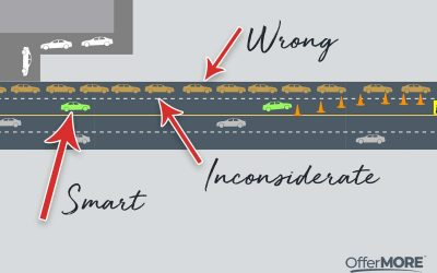 Merging Early Actually Makes YOU Less Considerate